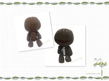 "Little Big Planet Sackboy Plush Doll Toy 5.9"" Knitted Stuffed Toy"