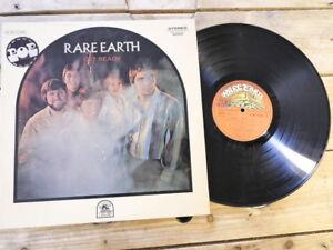 RARE EARTH GET READY LP 33T VINYLE EX COVER EX ORIGINAL 1969