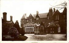 Blackwell Sanatorium near Bromsgrove.