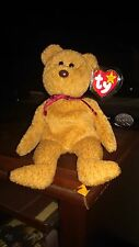 Ty Beanie Baby Curly. Retired- Multiple tag errors. Very Rare!!!!