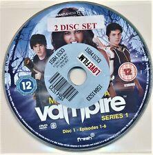 My Babysitter's A Vampire Season 1 DVD