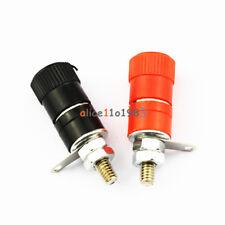 20PCS JS-910B 4mm Banana Plug Jack Socket Female Binding Post for Speaker Audio