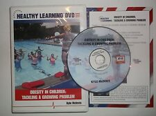 Obesity in Children: Tackling a Growing Problem (DVD, 2006)
