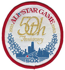 1983 ALL STAR GAME CHICAGO WHITE SOX MLB BASEBALL SOUVENIR VERSION PATCH