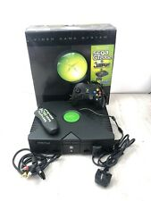 Xbox  Microsoft Original Xbox Console Boxed with controller and Leads