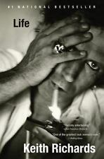 Keith Richards - Life (Hardcover) LARGE PRINT