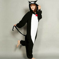 New Unisex Onesie Adult Animal Onesies Onsie Kigurumi Pyjamas Sleepwear Dress