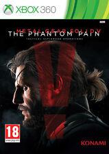 Metal Gear Solid V The Phantom Pain XBOX 360 IT IMPORT KONAMI