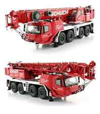 TWH 1/50 CAMION GRUE GROVE GMK4100L CRANE SCHUCH and THEIS GmbH limitée 150 EX.!