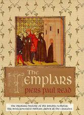 THE TEMPLARS., Read, Piers Paul., Used; Very Good Book