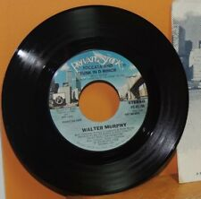 Walter Murphy Phantom of Your Dreams Toccata and Funk in D Minor 45 1978 Private
