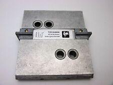 Gabarits de perçage T201A0000 Pour paumelles 60 AT 2 lames entraxe 62,5 mm