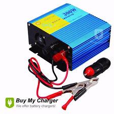 300W Pure Sine Wave Power Inverter Grid Tie Solar 12V DC  220V AC Laptop Fridge