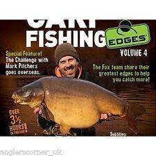 Fox Edges Carp Fishing Vol 4 Free Dvd / fishing