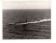 USS Chopper SS342 Submarine Photograph 8x10 BW