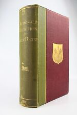 1911*MACDONALD COLLECTION OF GAELIC POETRY*SCOTTISH HIGHLAND CLAN BARDS*HEBRIDES