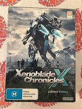 XENOBLADE CHRONICLES LIMITED COLLECTORS EDITION WII U AUD PAL BRAND NEW
