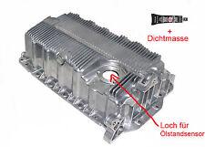 Ölwanne neu für AUDI A3,SEAT ALTEA,LEON VW GOLF 1.6 Benziner mit Sensorloch