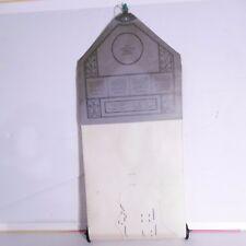 ROULEAU Perforé Piano MECANIQUE PNEUMATIQUE 33x5cm VALSE OP 69 N°1 CHOPIN 65643