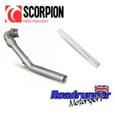Scorpion Decat Downpipe Audi TTS Quattro MK2 Exhaust De-cat SAUC026 - FITS TO OE