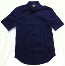 ZARA MAN Herrenhemd, Kurzarm, Button-down-Collar, Gr.42 - 16 1/2, Superslimfit!