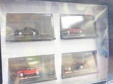 Schuco 1/87 23159655 4er Set Pkw´s MB / Porsche / Karmann / MB OVP (V8064)