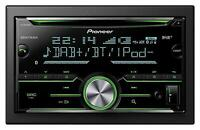 Pioneer FH-X840DAB Doppel-DIN CD/MP3-Autoradio Bluetooth DAB USB iPod AUX-IN
