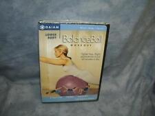 Balance Ball -  Lower Body Workout    (DVD, 2002)           ( Sealed)