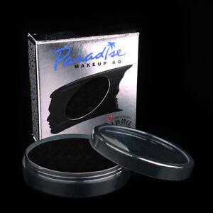 Mehron Makeup Paradise AQ Face & Body Paint 40 g Professional - Black.