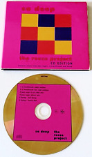 THE REESE PROJECT - So Deep (CD Single) (EX-/VG-)