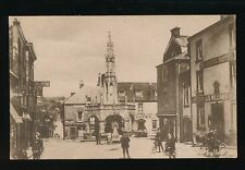 Somerset SHEPTON MALLET The Cross Bell Hotel J S Williams 1921 PPC