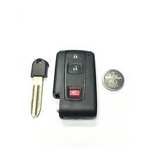 3 BUTTON 2004-2009 TOYOTA PRIUS SMART KEY MOZB31EG W/KEY