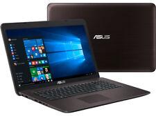 "ASUS X756UJ-T4053T Core i7 6500U, 17.3"" FHD, 8GB RAM, 500GB + 128GB SSD, Win 10"
