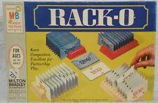 Rack-O 1966 Milton Bradley - New/Sealed - 4765 Vintage Game