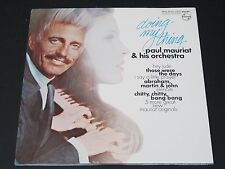 Paul Mauriat & His Orchestra Doing My Thing LP