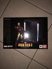 S.H. Figuarts SHF Iron Man Mark 6 VI Hall Of Armor Avengers