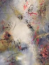 "DL Watson ""Haiku"" Original Acrylic on Canvas Fine Art"