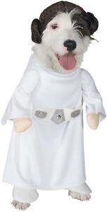 PRINCESS LEIA Pet Costume Dress up Costume Halloween