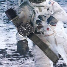 NASA Strap for Omega Speedmaster Moonwatch with original Velcro Brand Fastener