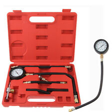 Fuel Pump Pressure Testers Injection system Test Gauge Set Car Auto Testing Tool