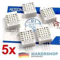 5x DHT22 AM2302 Digital Temperatursensor Luftfeuchte Sensor Arduino Raspberry Pi