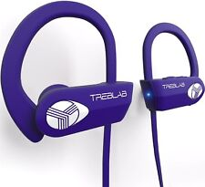 TREBLAB XR500 Bluetooth Earbuds Best Wireless Headphones Running Sports Gym