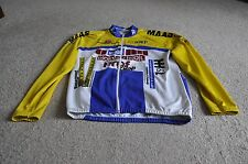 ROGELLI SPORTSWEAR CYCLING JACKET MEN SIZE L