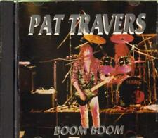 Pat Travers(CD Album)Boom Boom-New