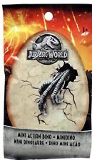 Jurassic World Matchbox Mini Dinosaur Figure 2-Inch Mystery Pack