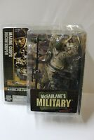 McFarlane Military Series Debut Marine Corp Recon Sniper Action Figure FREE SHIP