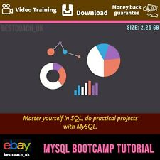 MySql Bootcamp tutorial - Video Training