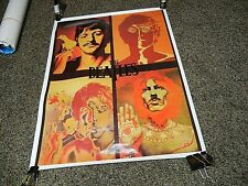 (4) Different Posters The Beatles 23 X 17 Poster MUST SEE PHOTOS TO SEE ALL