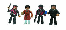 "MiniMates Pulp Fiction ""The Bonnie Situation"" Box Set Vincent Jules Jimmie NEW"