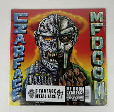 Czarface Meets Metal Face by MF Doom/Czarface Vinyl, Mar-2018, New